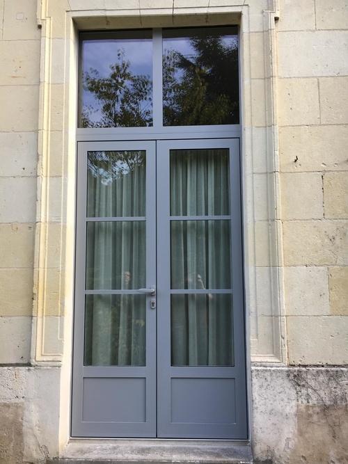 Porte Et Fenêtre Soleal Nos Réalisations